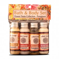 Bath&Body Set / Flower Fiesta Collection.
