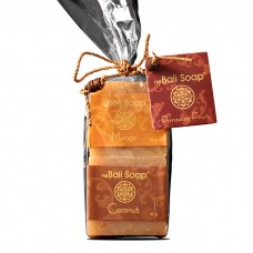 Clear Wrap Gift Set - Fruity Coconut & Mango