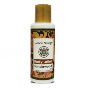 Body Lotion - FLOWER BATIK Sandalwood